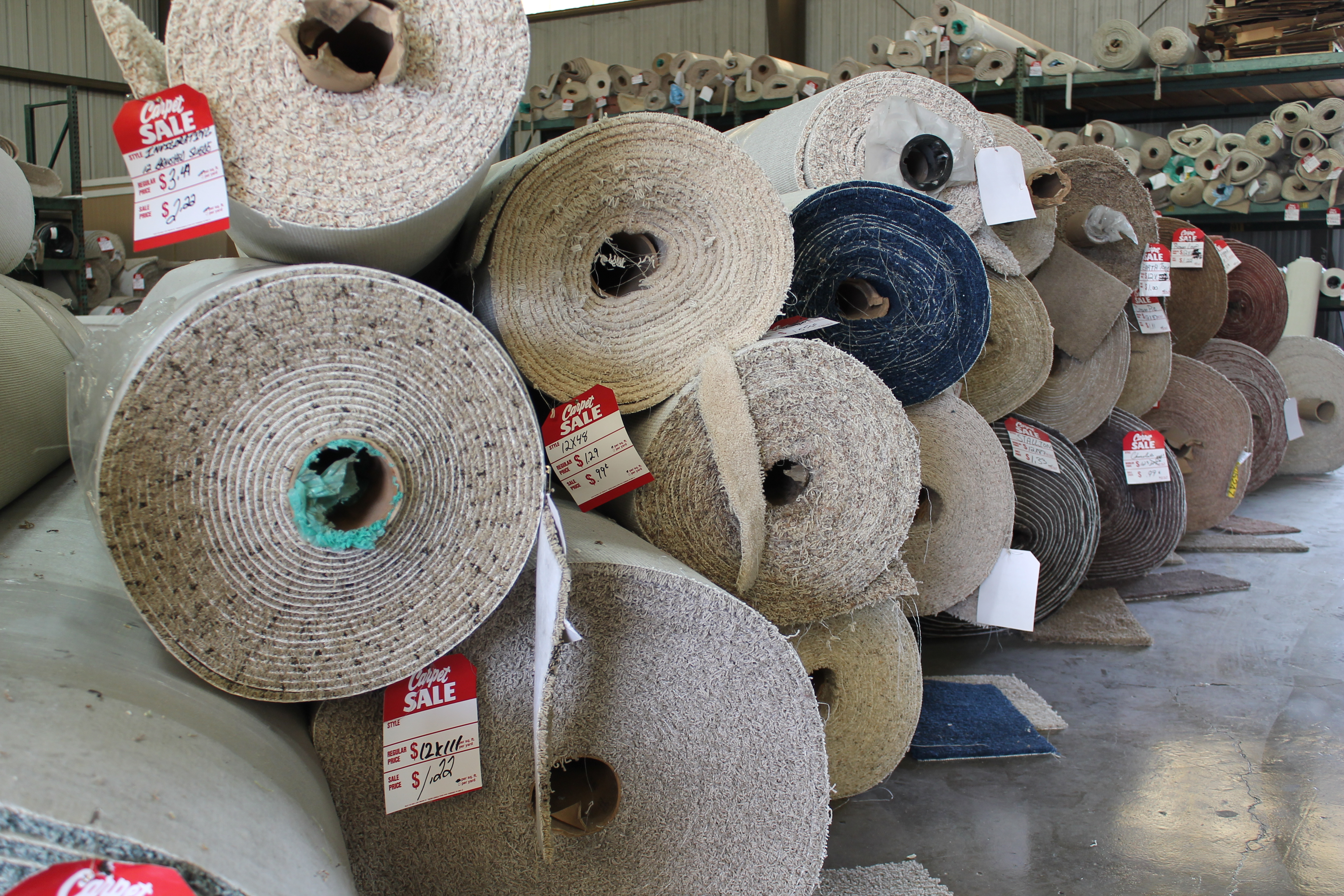 Aurora Carpet Liquidators